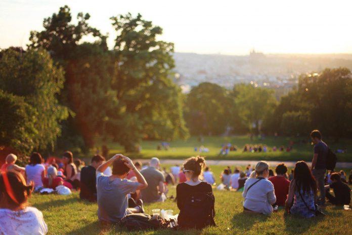 Tips voor een dagje Vondelpark met collega's