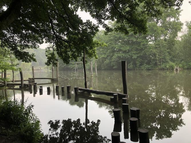 Speeleilanden Amsterdamse Bos