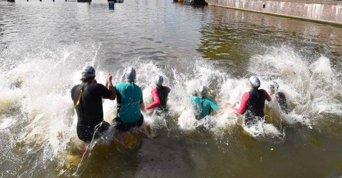 ACTIE #natpakvoorALS van Amsterdam City Swim door heel Nederland opgepakt