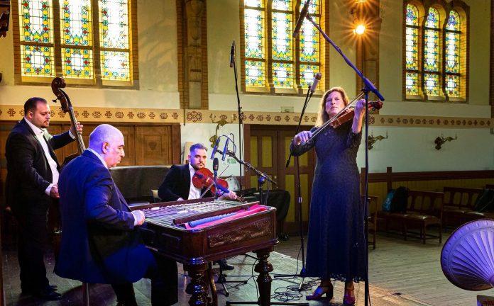 Laurens Moreno Ensemble in de Duif in Amsterdam op zaterdag 18 september