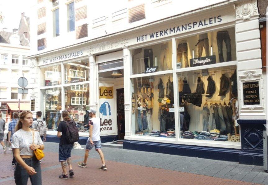 Een leuke Amsterdenim route door Amsterdam