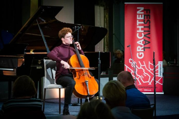 Alexander Warenberg wint GrachtenfestivalPrijs 2021