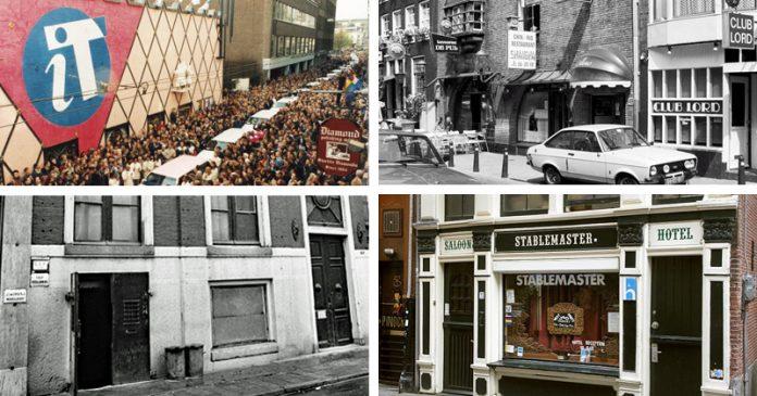 Het verhaal achter dé website over de Amsterdamse homohoreca Het verhaal achter dé website over de Amsterdamse homohoreca