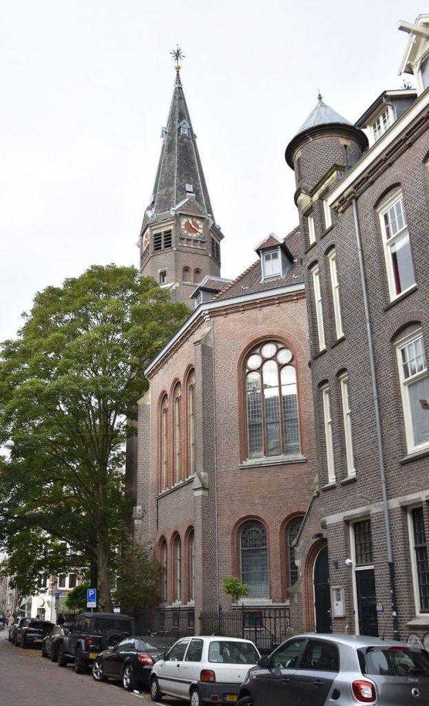 de oranjekerk