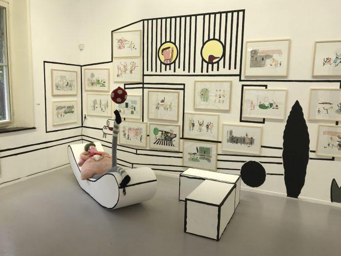 WG Kunst: 'tentoonstellingsplek voor kunstprojecten en tentoonstellingen'