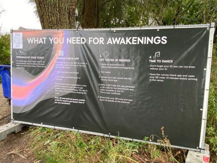 Bij Awakenings maken dag en tijd helemaal niks uit