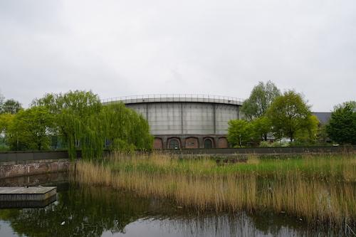 Cultuurdorp Westergas, Stadsdeel West & Peukenzee streven samen naar een peukenvrij terrein