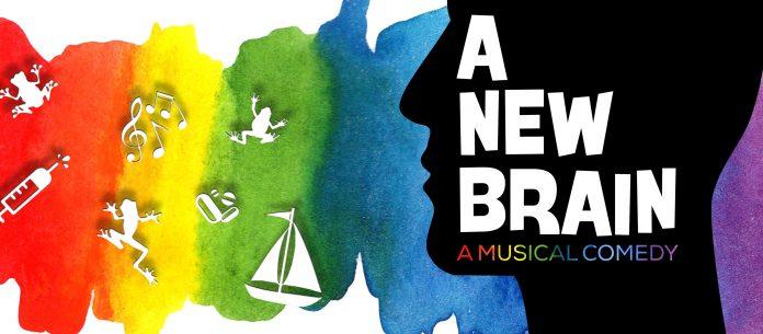 Leeghwater musical speelt A new brain