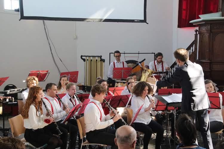 Jubileumconcert Harmonieorkest Jong en Groot Excelsior