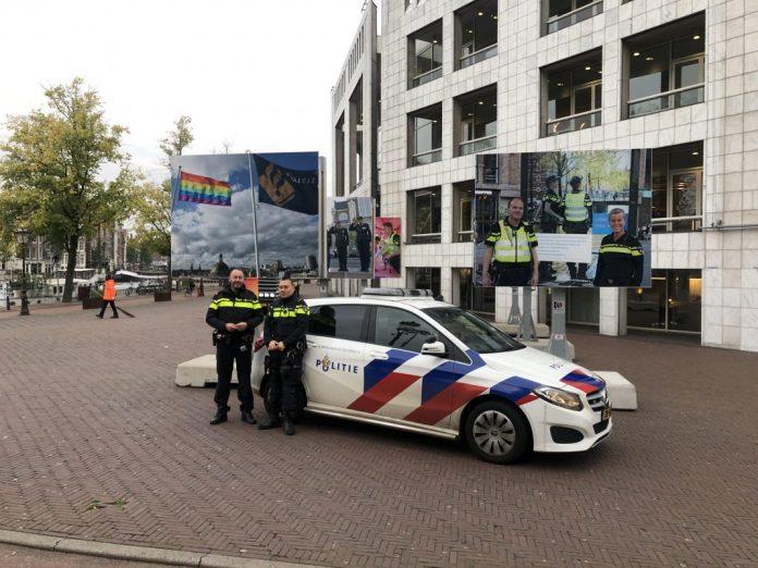 Politie Amsterdam voorkomt dat gehackte naaktfoto's online komen